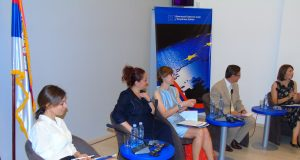 """Panel diskusija """"Srbija i Pariski sporazum""""; Foto: Delegacija EU u Republici Srbiji"""