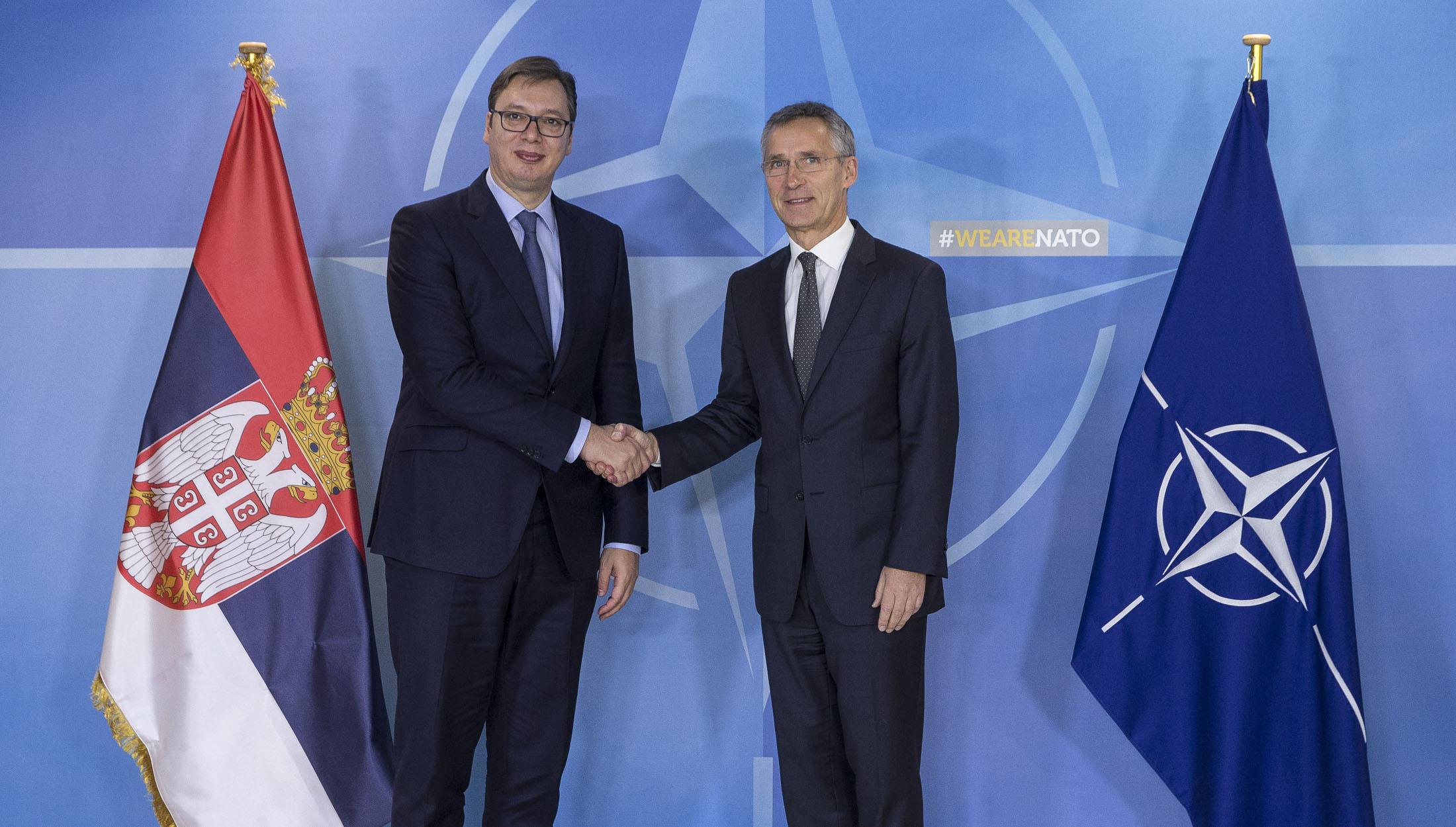 PREKO 100 PROJEKATA GODIŠNJE: Srbija će obučavati iračke i afganistanske vojne snage u okviru saradnje sa NATO-om