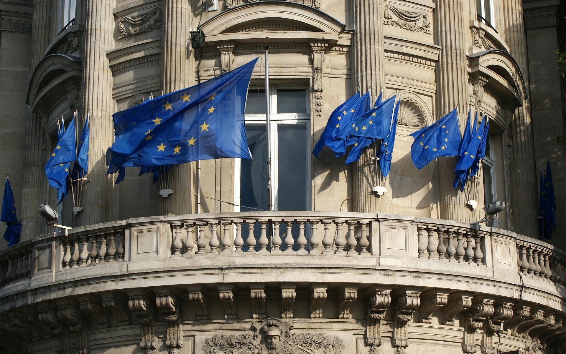 Zastave Evropske unije; Foto: Pixabay