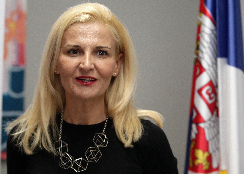Tanja Miščević; Foto: Tanjug / Sava Radovanović