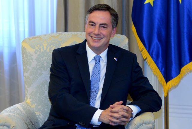 Dejvid Mekalister; Foto: Tanjug / Tanja Valić