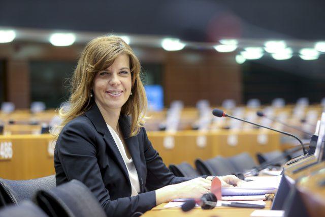 Biljana Borzan; Foto: Kancelarija Biljane Borzan