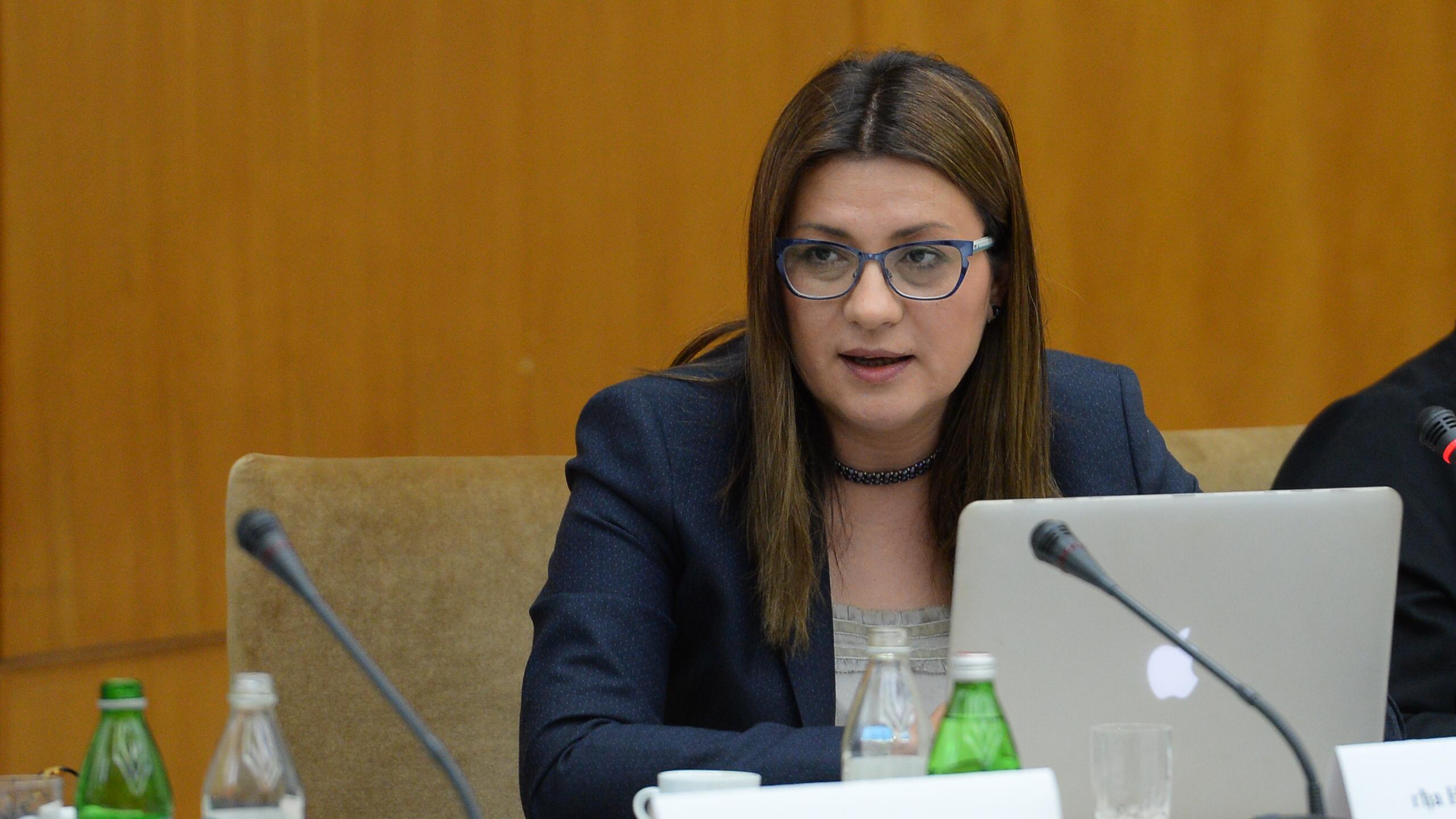 Koordinatorka NKEU Nataša Dragojlović; Foto: Tanjug / Tanja Valić