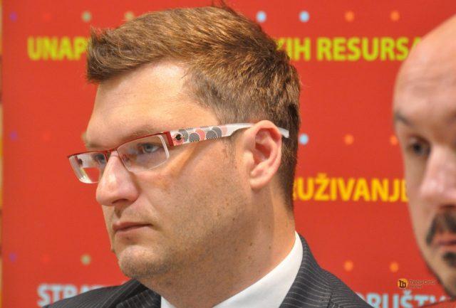 Raša Nedeljkov; Foto: Medija centar Beograd