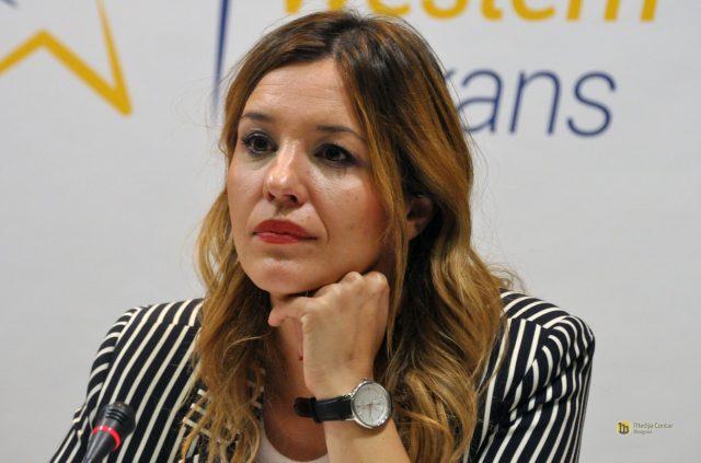 Katarina Golubović; Foto: Medija centar Beograd