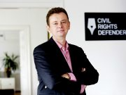 Goran Miletić; Foto: Civil Rights Defenders